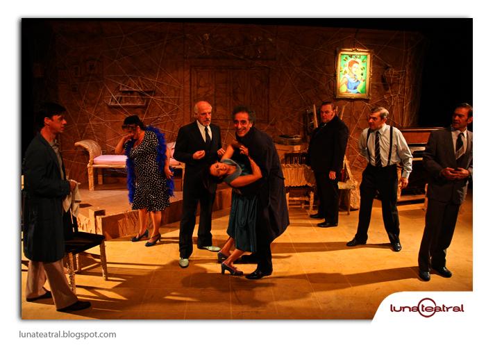 Luna Teatral Hoy Debuta La Finada De