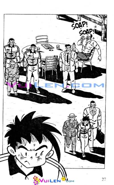 Jindodinho - Đường Dẫn Đến Khung Thành III  Tập 44 page 27 Congtruyen24h