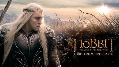 The hobbit Fight for Middle-earth APK full Version