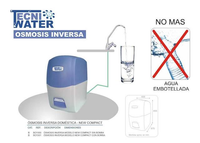 osmosis inversa domestica compacta precios donde comprar en valencia tecniwater 001