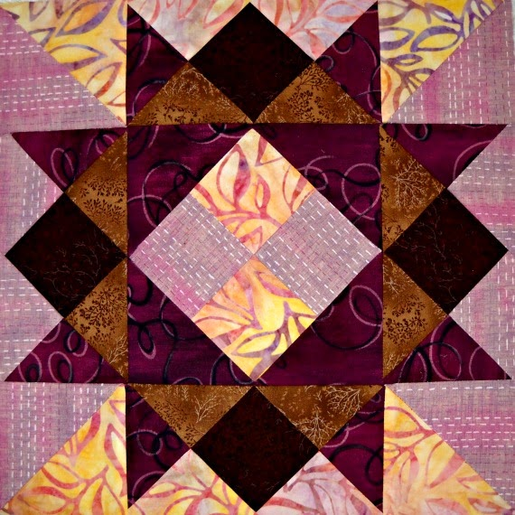 Curlicue Creations Star Quilt Block Of The Month Tutorial