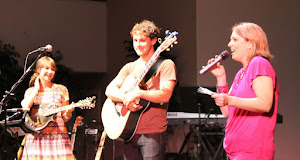 Bunni introducing Jenny & Tyler (July, 2012)