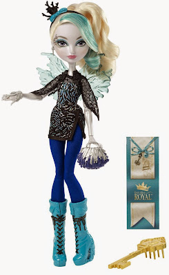 JUGUETES - Ever After High Faybelle Thorn | Muñeca - Doll Toys | Producto Oficial 2015 | Mattel | A partir de 6 años
