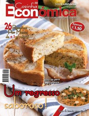 Cozinha Económica Nº059 – Setembro de 2015