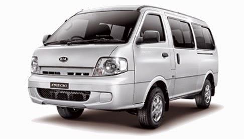 Rental Mobil Bandung KIA PREGIO