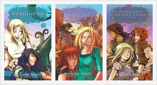 Desert Tales covers