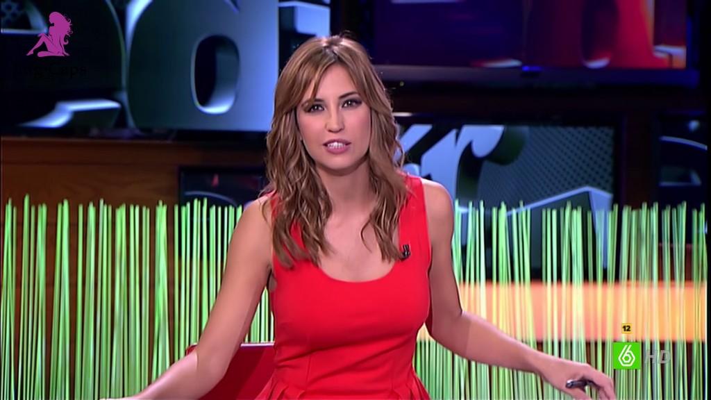 SANDRA SABATES, EL INTERMEDIO (28.10.15)