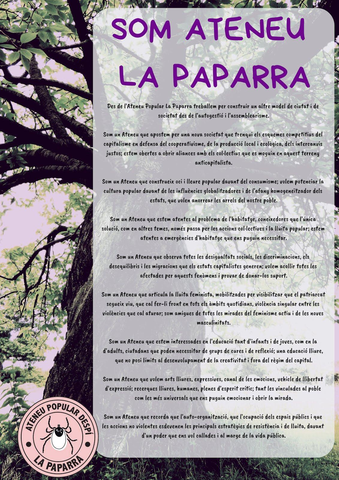 Som Ateneu La Paparra