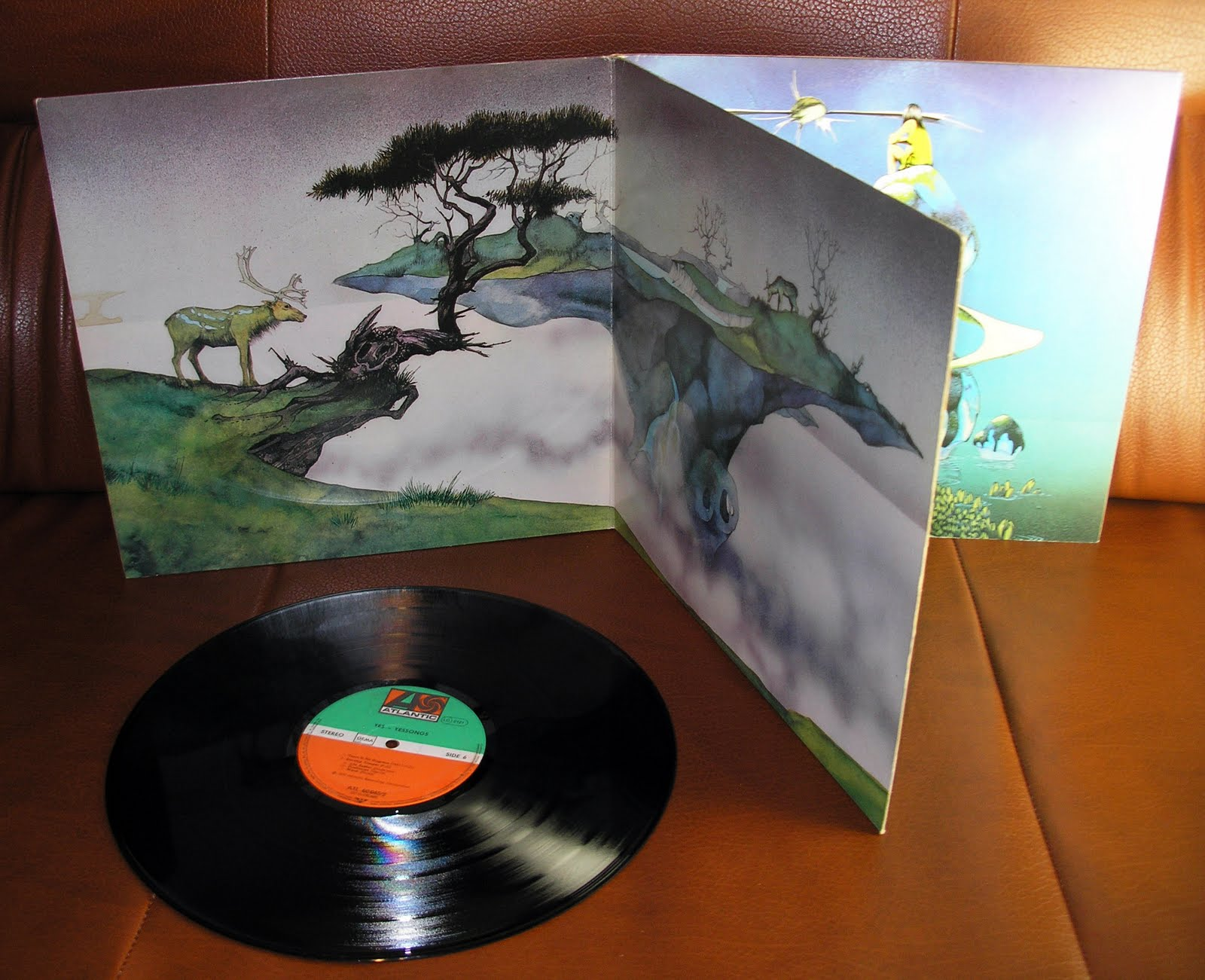 The Yes Discography