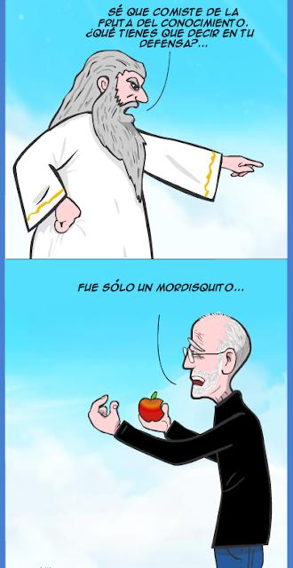 Imagen de los Pecados de Steve Jobs