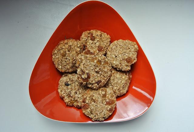 healthiest cookies