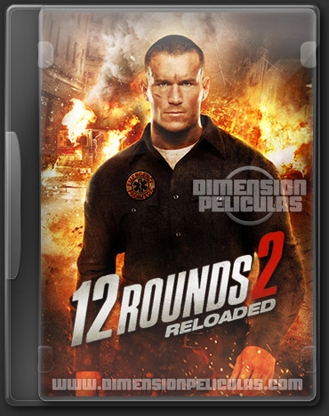 12 Rounds: Reloaded (DVDRip Ingles Subtitulada) (2013)