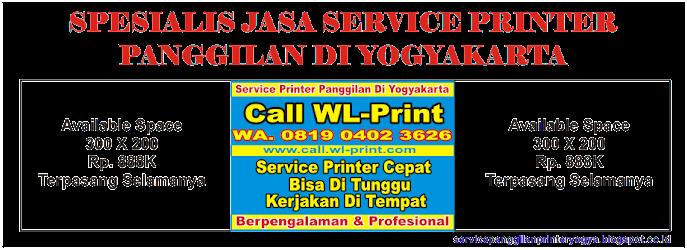 Spesialis Jasa Perbaikan Service Printer Panggilan Di Yogyakarta | WA. 0878 3932 1212