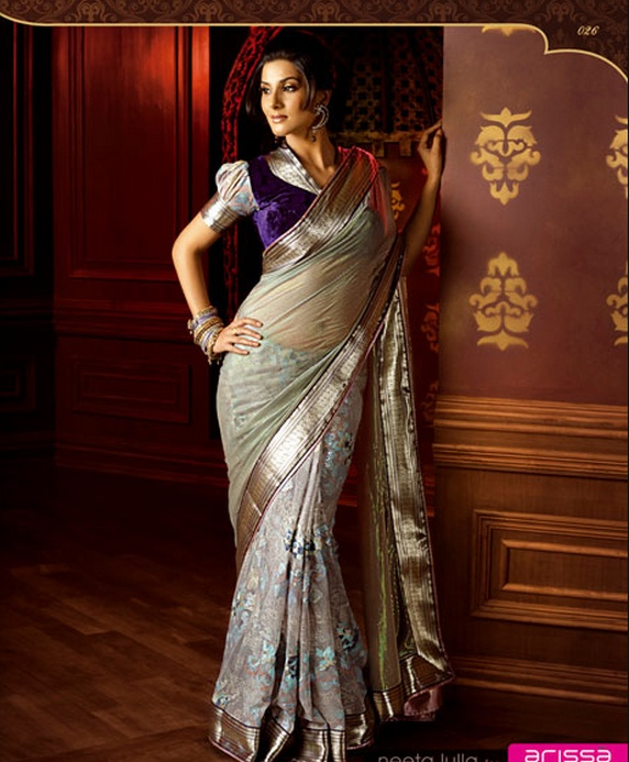 Neeta Lulla Saree Collection http://www.celebritysaree.com/2011/05/neeta-lulla-designer-sarees-collection.html