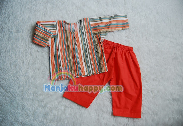 Baju Melayu Kanak-kanak 'Cute sangat' untuk umur 0-6bulan hingga 4 ...