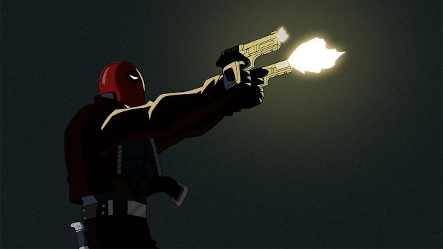 Red Hood HD Wallpaper