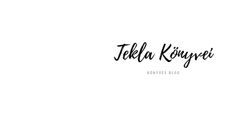 Tekla Könyvei – könyves blog