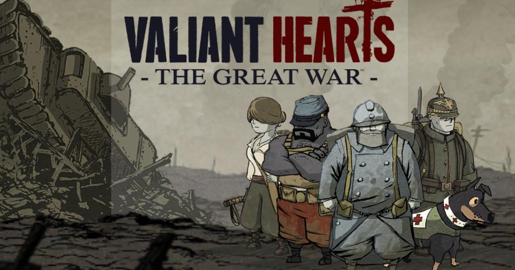 感人遊戲大作「英勇之心︰偉大戰爭」 IGN 免費下載