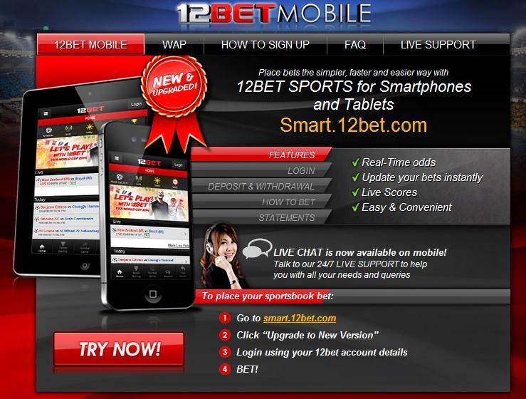 12bet mobile games