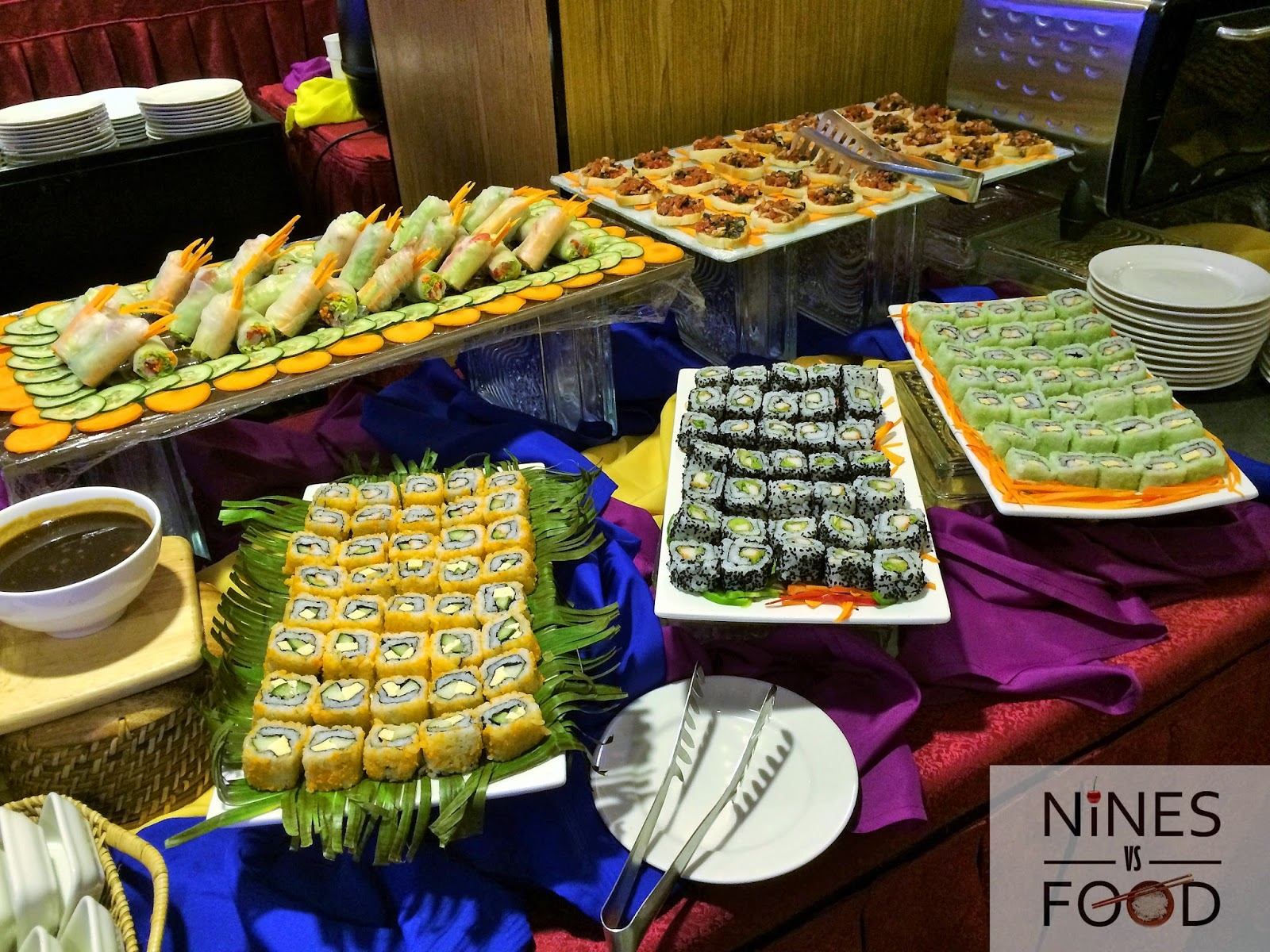 Nines vs. Food - Dinelli Gourmet Weekend Dinner Buffet Le Monet Hotel Baguio-9.jpg