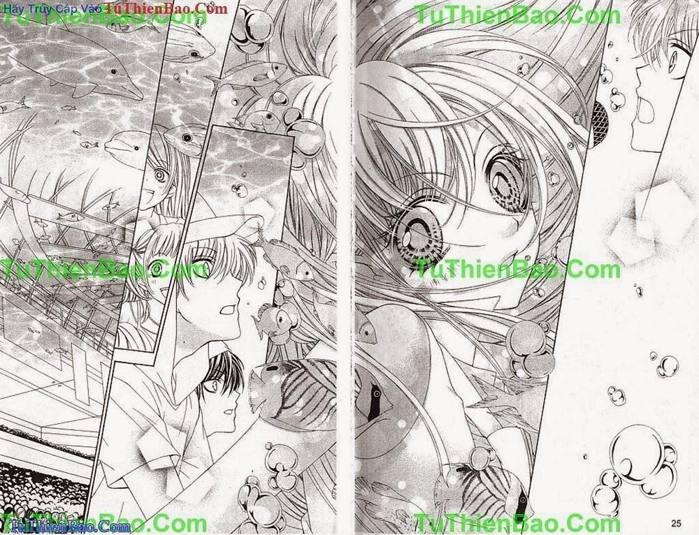 Vũ Điệu Sao Băng chap 4 - Trang 12