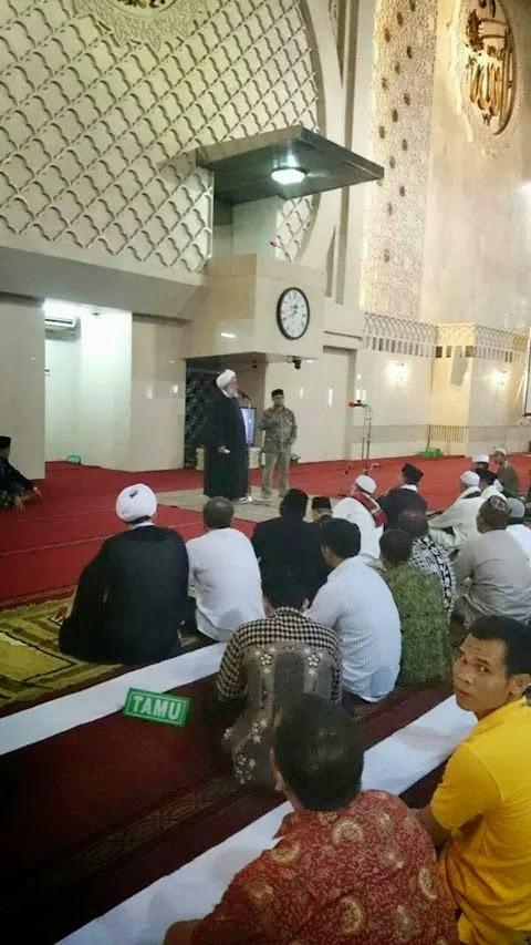 Ulama Syiah Berceramah, Ini Tanggapan Imam Masjid Istiqlal