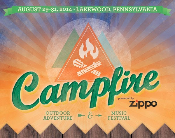 Daily Lineup Released: Campfire Music Festival August 29-31