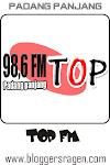 Top FM 98.6 MHz Padang Panjang