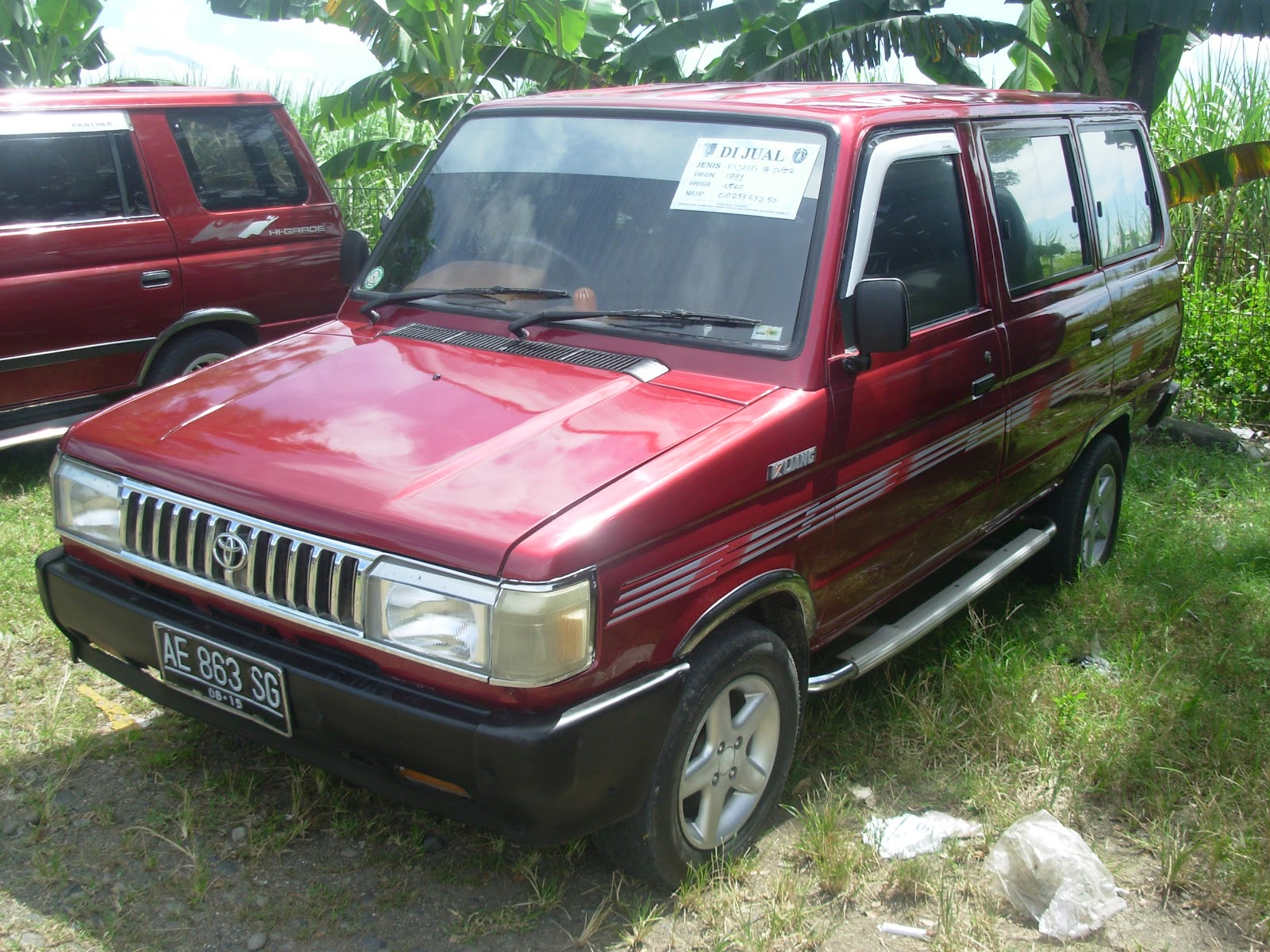 Toyota Kijang Super 1991