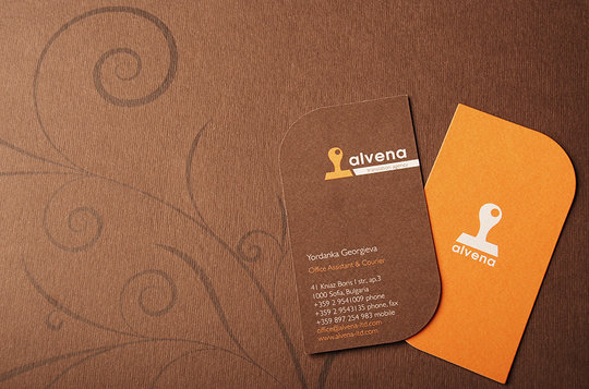 BEST 14 MOST CREATIVE BUSINESS CARDS DESIGN 11