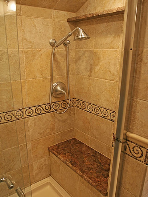Charming Bathroom Tile Decoration Ideas
