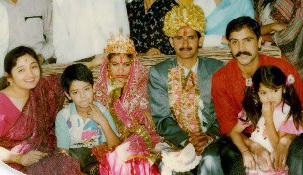 Anushka Sharma unseen Cutest Childhood Photos With Family