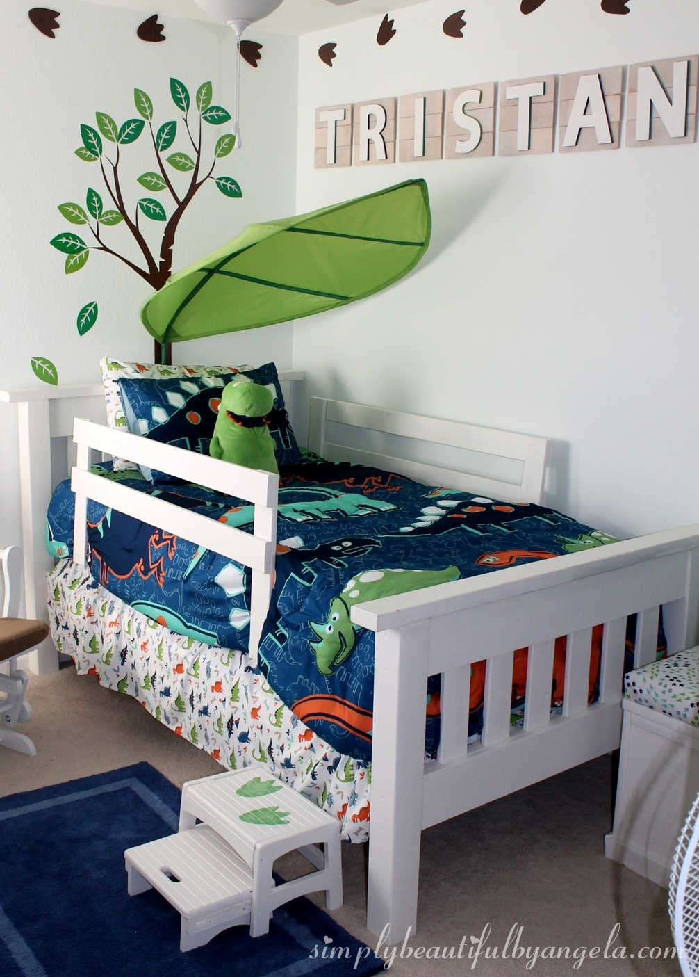 Diy Toddler Bed Simply Beautiful By Angela Diy Toddler Bed Rails