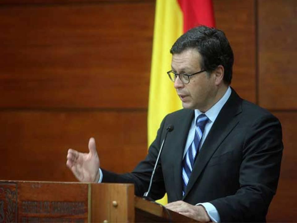 Diario reacci n chilena p gina principal reaction journal for Ministro del interior espanol