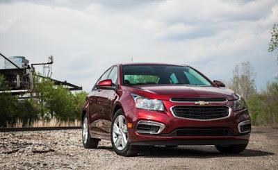 2015 Chevrolet Cruze Release Date