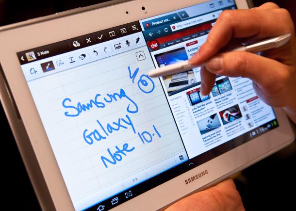 7 Keajaiban Yang Ada Pada Galaxy Note 10.1