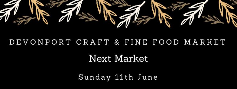 Devonport Craft and Fine Food Market