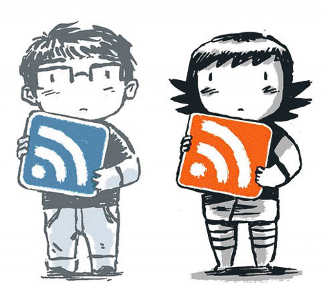 illustation rssjpg 100+ Amazing Free RSS Feed Icons Set Download