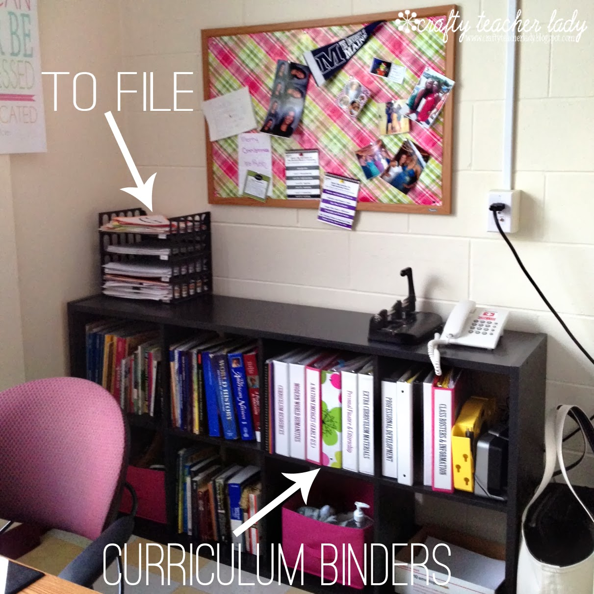 What to do with an extra binder?