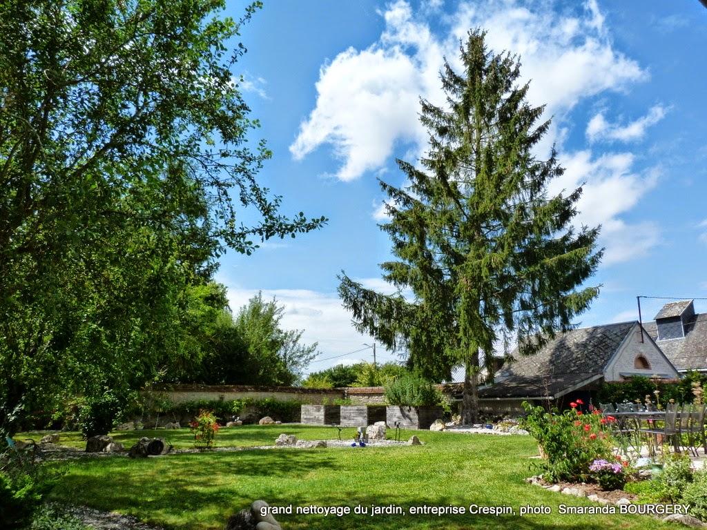 Quilt en beauce beauce arts textiles grand nettoyage - Nettoyage du jardin ...