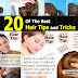 20 of The Best Hair Tips and Tricks