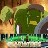 Planet Hulk Gladiators | Juegos15.com