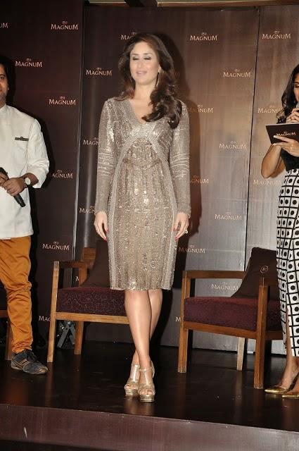 Kareena Kapoor Sexy Legs and Cleavage Show