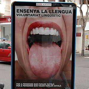 Respeta la lengua del lugar en donde vives