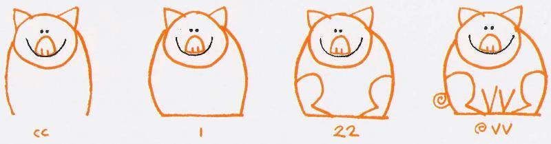 turma 21 2012 histÓria os trÊs porquinhos malcriados e o lobo bom