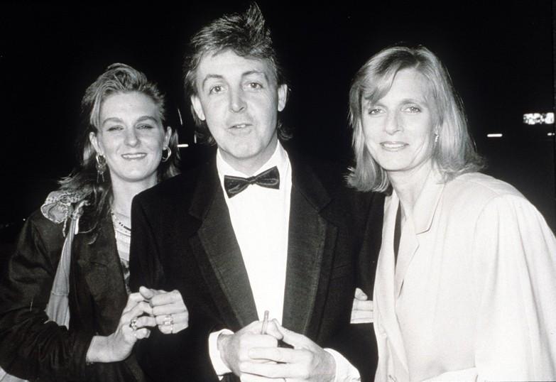 The Beatles Polska: Czterdzieści lat minęło jak jeden dzień. Urodziny Heather - córki Lindy McCartney.