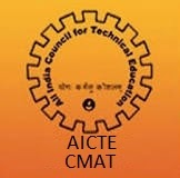 Check AICTE CMAT Result 2014 @ aicte-cmat.in Logo