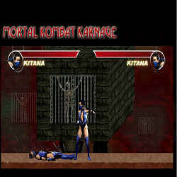 Mortal Kombat (Fun Kids Game)