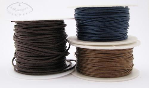 sznurek woskowany bawełniany 1