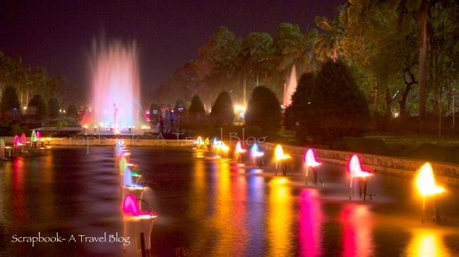 Ajwa Nimeta Vrindavan Gardens Vadodara Gujarat